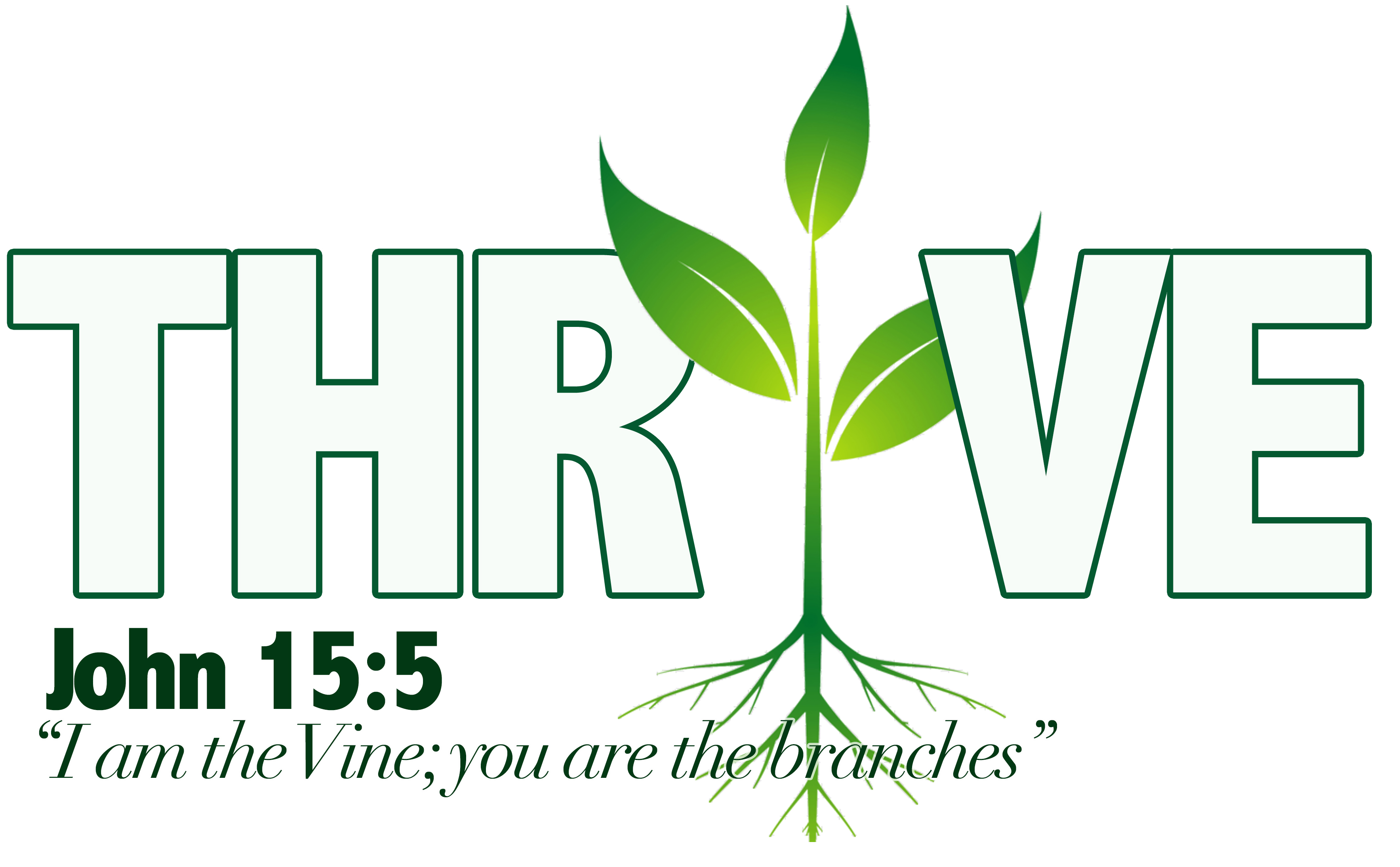Thrive by Serving – August 25, 2019